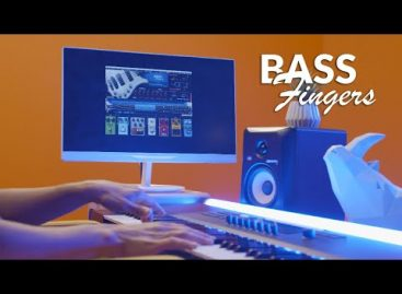 Bass Fingers es el nuevo plugin de Waves Audio