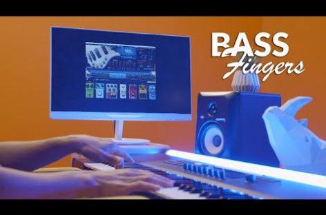 Bass Fingerses el nuevo plugin de Waves Audio