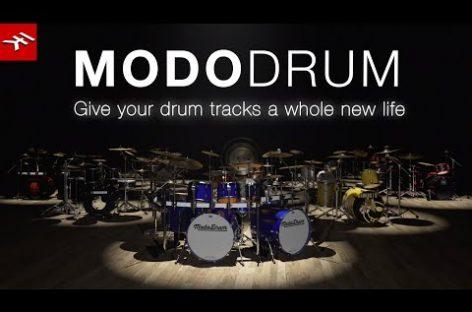 IK Multimedia presenta MODO DRUM