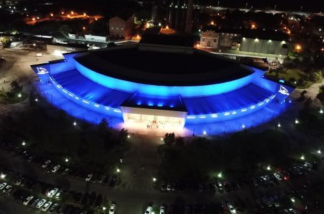 El Auditorio Citibanamex de México brilla con Elation Lighting