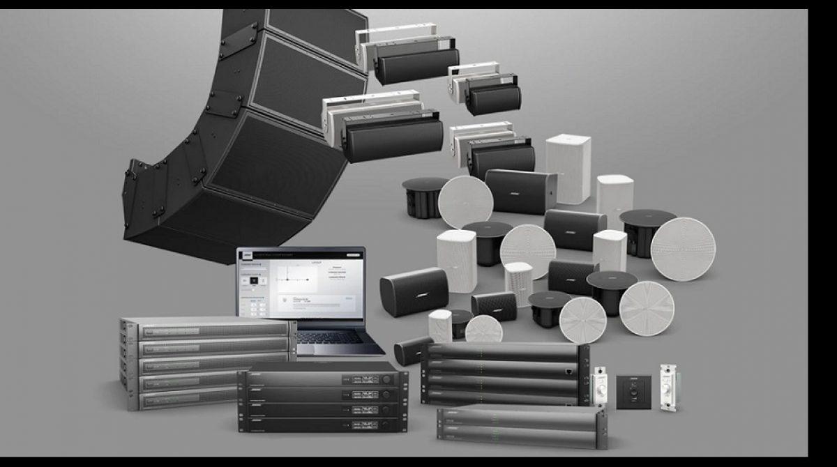 Bose Professional presente en InfoComm 2019