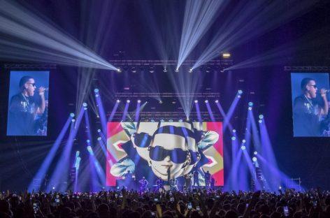 El sistema VIO L212 de dBTechnologies acompaña a Daddy Yankee