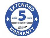 Elation extiende su garantía del producto a 5 años