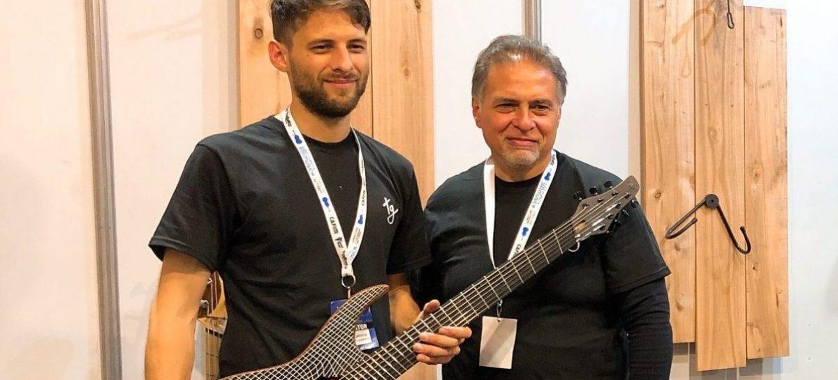 Bajos y guitarras eléctricas handmade en Tangente Instrumentos