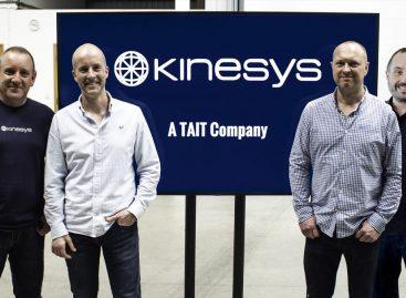 El grupo de empresas TAIT le da la bienvenida a Kinesys