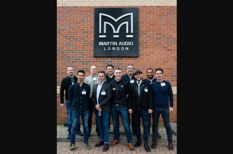 Martin Audio cambia su distribución española a Audio-Technica Iberia