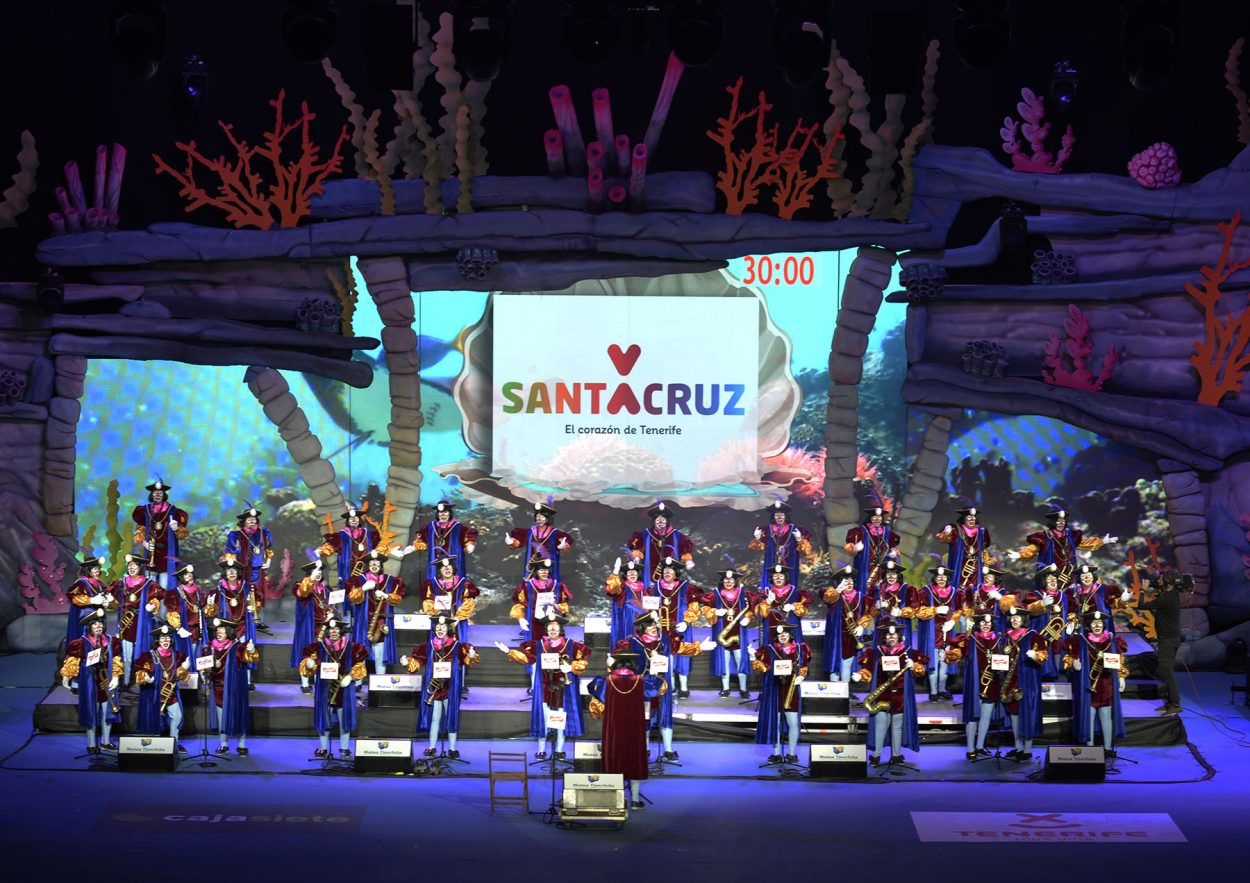 Robe Carnaval de Santa Cruz de Tenerife DSC