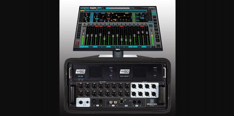 Waves Audio ofrece eMotion LV1, un sistema de mezcla en vivo