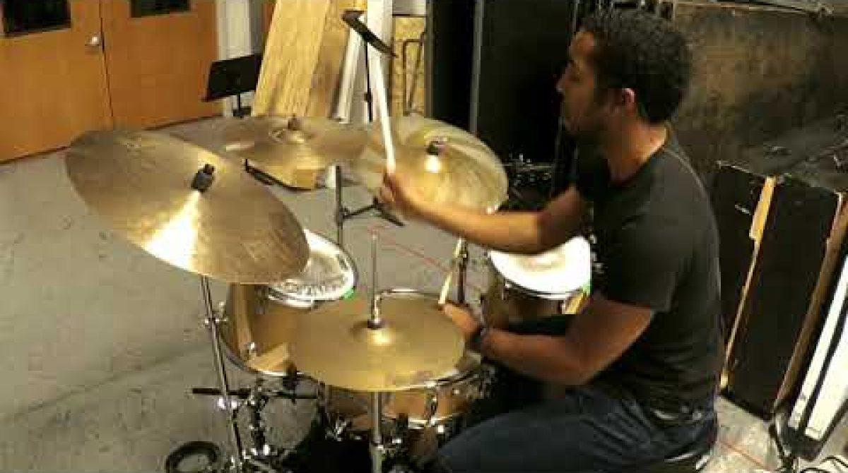 Daniel Kelly II es el ganador del Drum Mastery 2019 de Shure