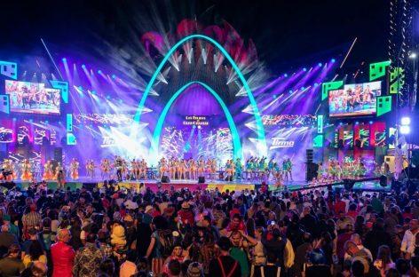 Ghibli de Ayrton se fue al carnaval de Las Palmas en España