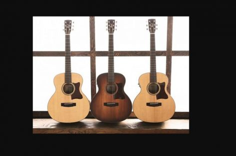 Cort presenta las guitarras de la Little CJ Series
