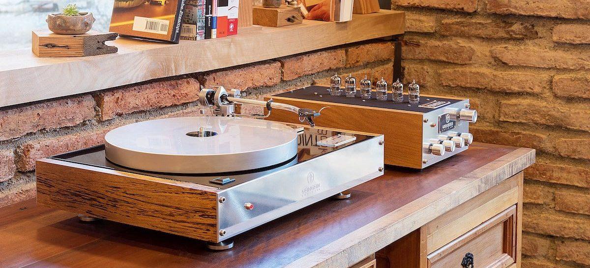 Yahgan Audio Lab presenta equipos fabricados a mano en el país