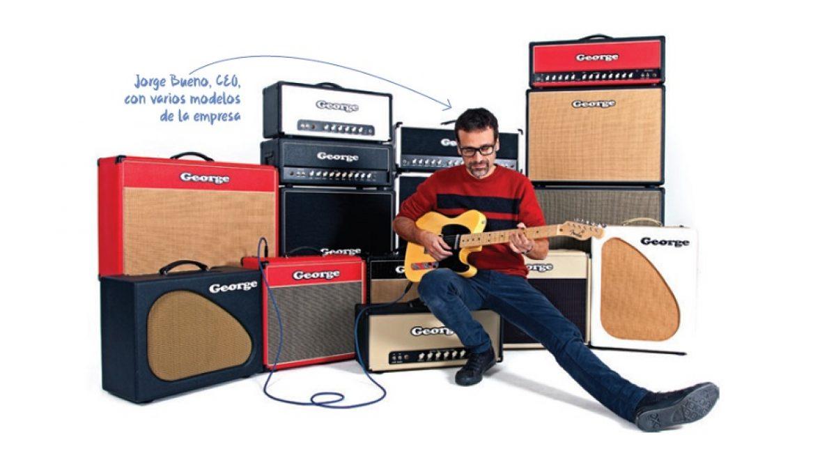 George Tube Amps presenta sus productos handmade para ampliar distribución