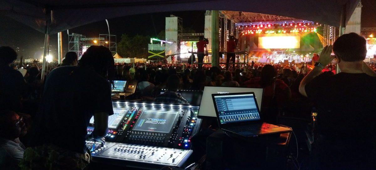 DiGiCo llega a Trinidad y Tobago