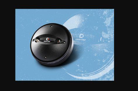 El driver de compresión CDV1-1757 de Celestion ya está disponible en todo el mundo