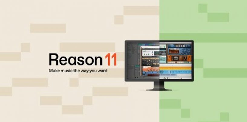 Propellerhead se convierte en Reason Studios