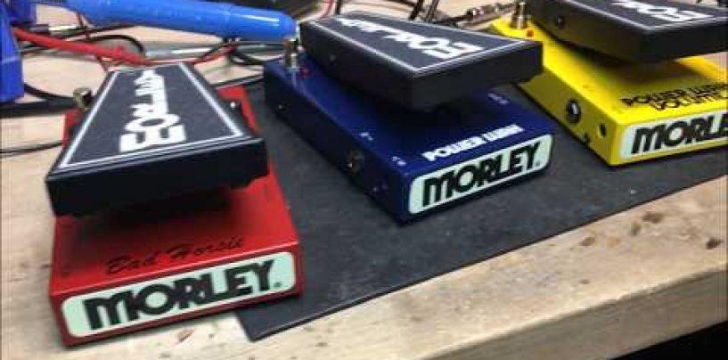 Hal Leonard/Morley Pedals presentan la línea de pedales 20/20