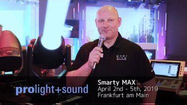 Smarty MAX se una a la serie Smarty de Elation