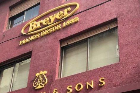 137 años de experiencia en Casa Breyer y Breyer Instrumentos