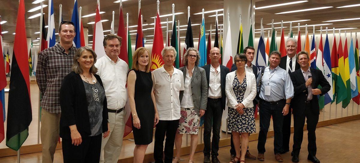Empresarios internacionales se reunieron en la CITES