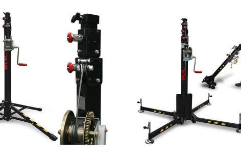 Llegan 9 modelos nuevos de Torres de Elevación ELC de GUIL