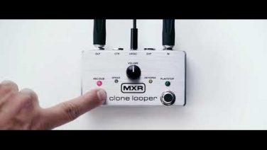 Un vistazo al pedal MXR Clone Looper de Dunlop