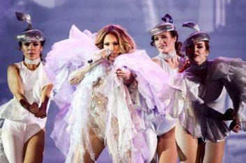 Jennifer López prendió la fiesta en España, de la mano de Ilusovi Production & Services Show