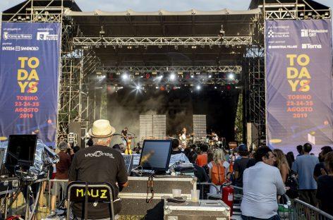 TOdays Festival 2019 cuenta con VIO L212 de dBTechnologies como PA