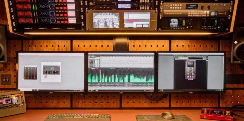 Spiritland Productions aprovecha la conectividad de RedNet de Focusrite