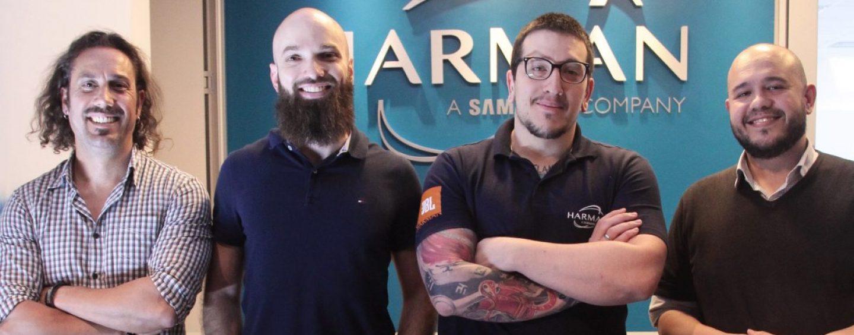 Martin Professional en América del Sur