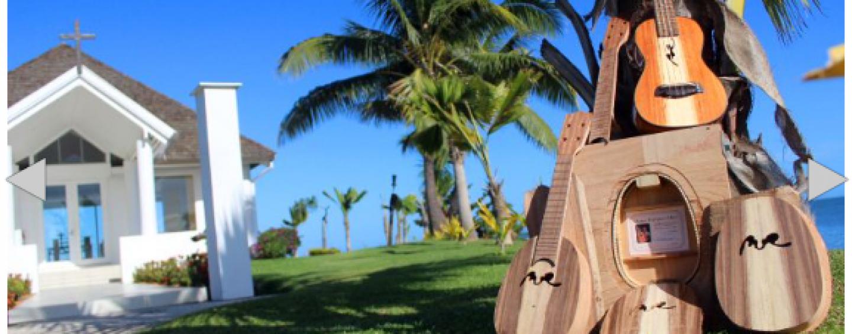 Manuel Rodríguez III vuelve al mercado y lanza línea de ukeleles