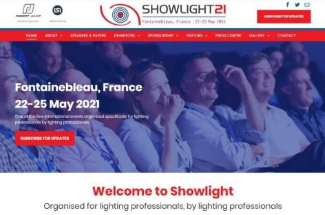 Showlight se prepara para Showlight 2021
