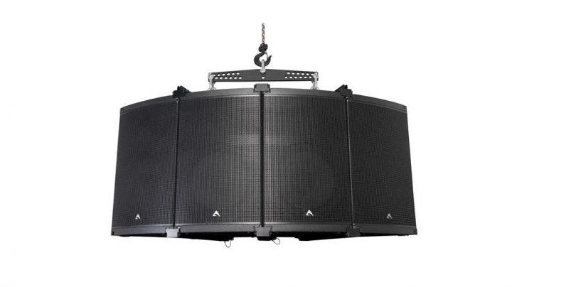 AX1012 es el nuevo sistema array de Axiom Pro Audio