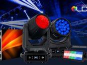 LDI 2019: ADJ develará nuevas luminarias y productos de video