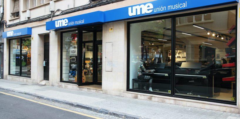 Unión Musical ofrece una experiencia única para los clientes