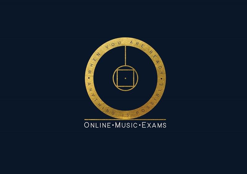 Onine Music Exams logo