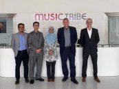 Music Tribe presenta su apuesta para el futuro