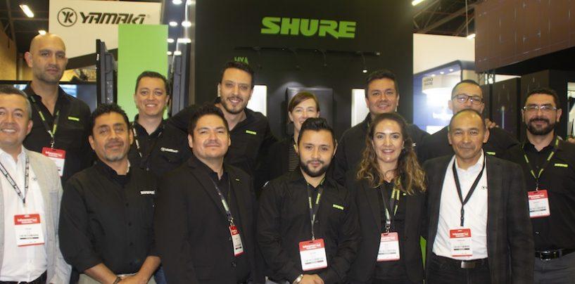 Shure muestra modelo TH-53 T en Infocomm Colombia