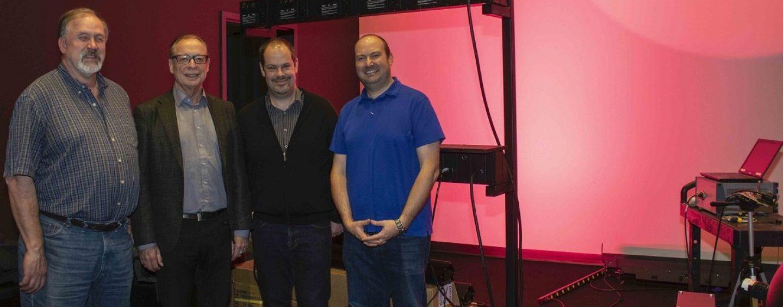 Robert Juliat fortalece la colaboración con ETC