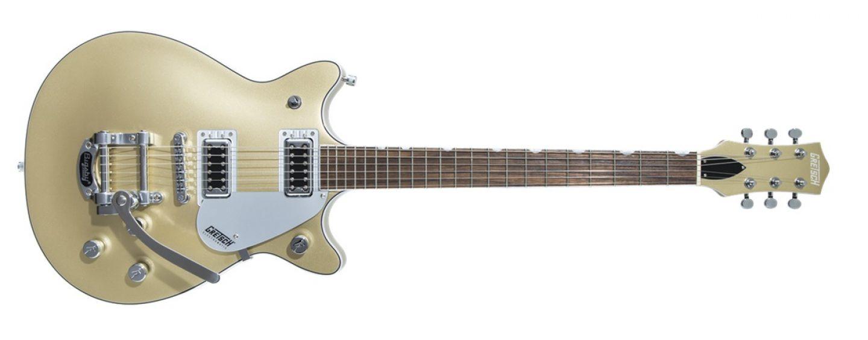 Nueva guitarra G5232T Electromatic Double Jet FT de Gretsch