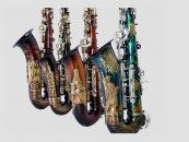 La Art Series de saxofones de Château cuenta con nuevo acabado
