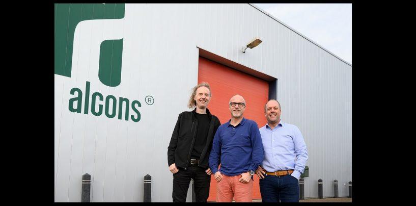 Alcons Audio llega con su tecnología pro-ribbon