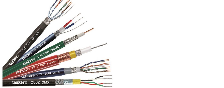 nuevos tambores de cables profesionales ensamblados de Tasker