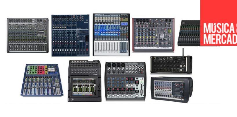 Los 10 mejores mezcladores de audio que valen su dinero
