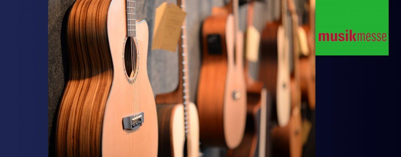Musikmesse 2020: Acoustic Village recibirá a varias marcas de guitarras