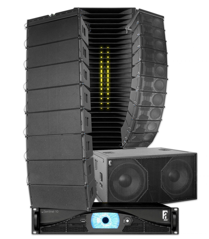 Alcons Audio packshot NAMM