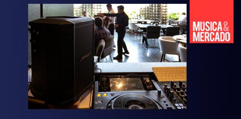 El sistema EdgeMax de Bose Professional lleva el sonido en Sonora Grill Prime