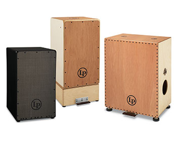 De izquierda a derecha Woodshop Carbon Fiber String Cajon Americana Box Kit Zone Woodshop Box Kit Zone