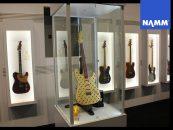NAMM 2020: Fender Custom Shop llegó con nuevos modelos de guitarras
