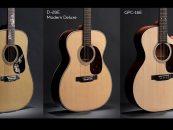 NAMM 2020: Martin Guitar presentará una variedad de guitarras en el show